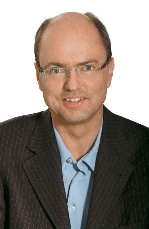 Herr Mag. Brinskele Portrait Foto