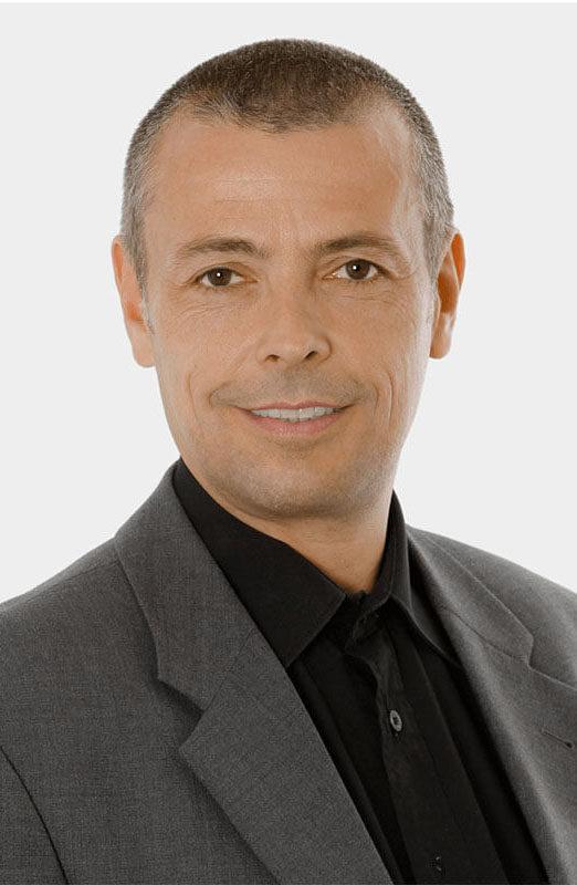 Herr Lechner Portrait Foto