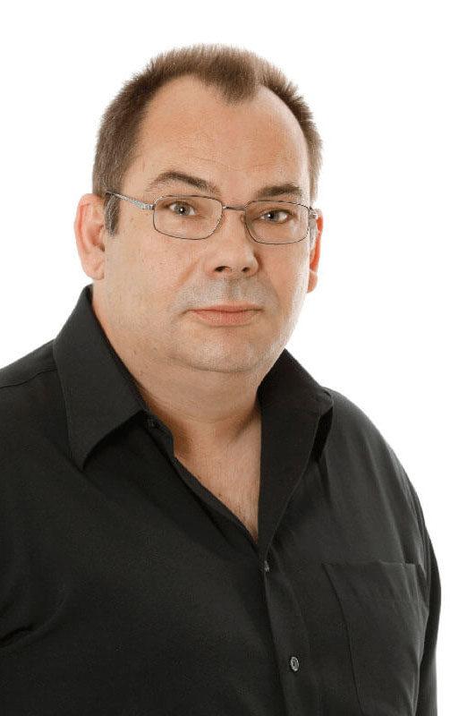 Herr Schöberl Portrait Foto