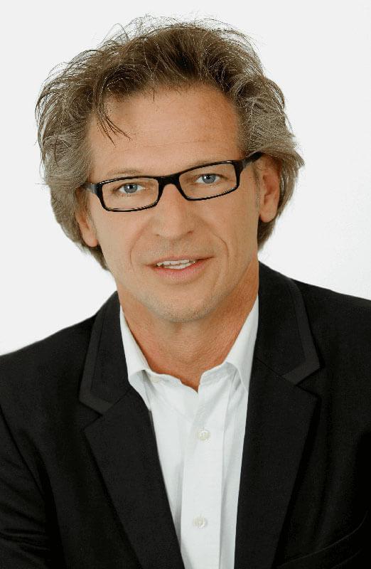 Herr Skoff Portrait Foto
