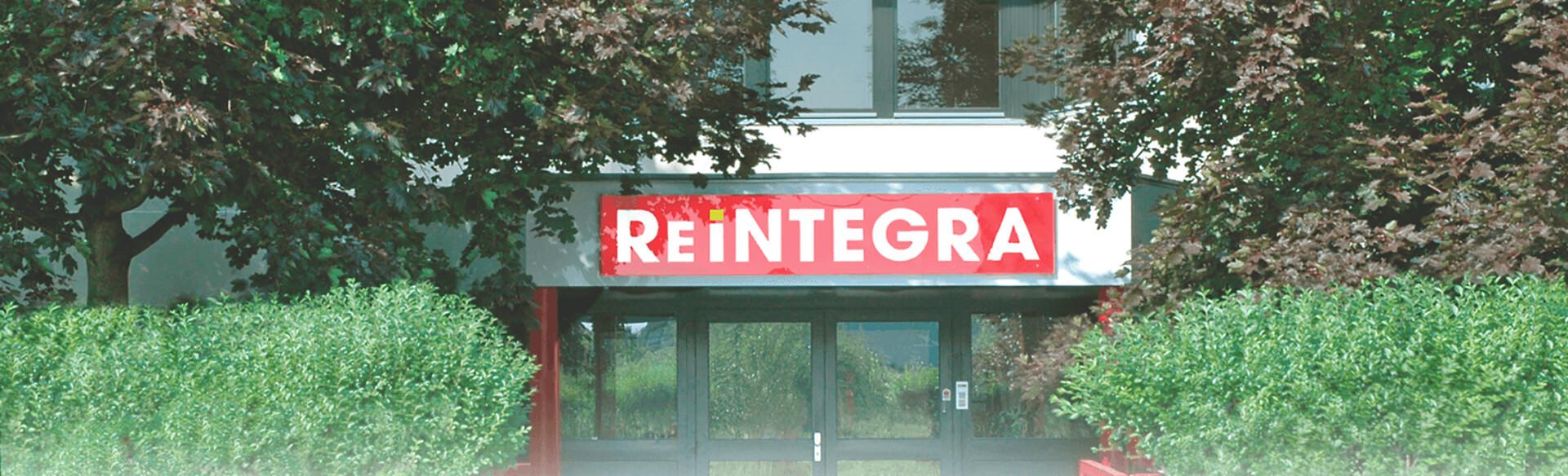 Eingang bei Reintegra